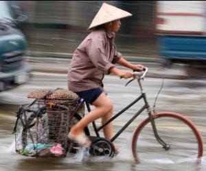 Cinco muertos y 3 desaparecidos tras el paso de tormenta tropical Vicente en Vietnam.