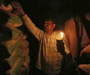 El apagón más grande del mundo ocurrió hoy en la India