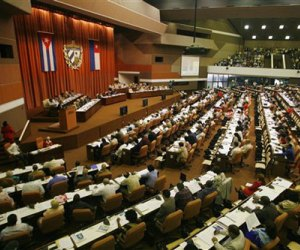 New Cuban Parliament Officially Set up