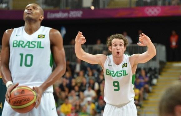 Marcelino Huertas y Leandro Barbosa comanda el retorno de Brasil a citas estivales.