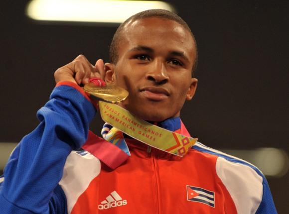 Lázaro Álvarez tendrá que mostrar todas las  cualidades que le permitieron coronarse campeón del mundo