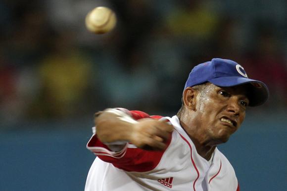 El tunero Yoelkis Cruz.. Foto: Ismael Francisco/Cubadebate.