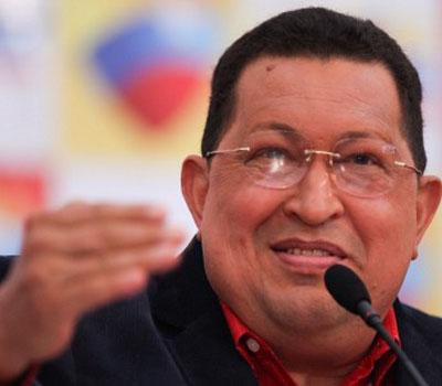 Chávez envía saludos a La Colmenita
