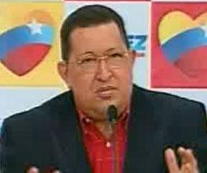 Chávez asegura sentirse muy bien de salud