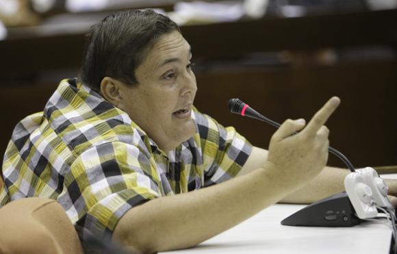 Trabajo en Comisiones del 9no Periodo Ordinario de la Asamblea Nacional. Foto: Ismael Francisco/Cubadebate.