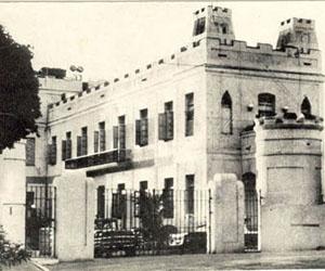 El cuartel Carlos Manuel de Céspedes.