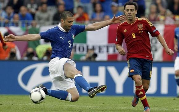 España e Italia en la final.
