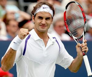 Federer, hombre historia.