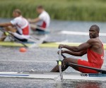 London Olympics Rowing Men