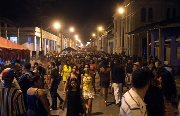 Guantánamo está de fiesta para celebrar el Acto Nacional por el 26 de Julio. Foto: Ismael Francisco/Cubadebate.