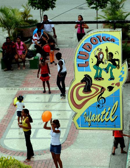 Guantánamo está de fiesta para celebrar el Acto Nacional por el 26 el Julio. Foto: Ladyrene Peréz/Cubadebate.