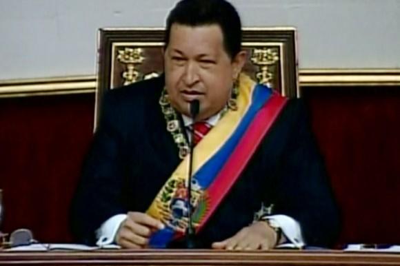 Mensajes alegóricos enaltecen legado de Hugo Chávez en Panamá