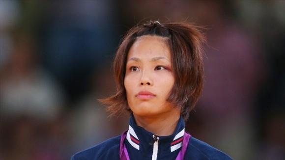 La japonesa Kaori Matsumoto ganó el oro olímpico en los 57 kg del judo femenino