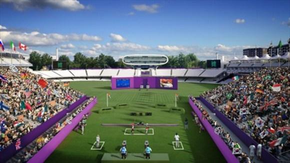 El Lord's Cricket Ground acogerá las competencias de tiro con arco.