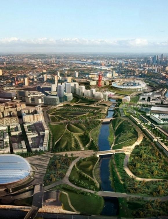 El amplio e innovador Parque Olímpico cuenta con más de dos kilómetros cuadrados con diversos hábitats para apoyar la vida silvestre.