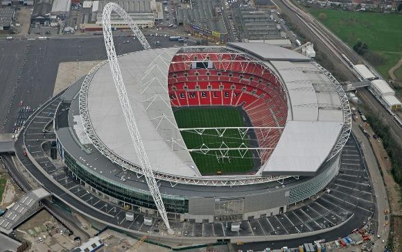 El mítico Wembley acogerá la final del fútbol olímpico.