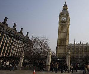Controversial inauguración en Londres del rascacielos más alto de Europa