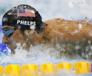 Londres 2012: Final de oro para Michael Phelps