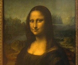 ¿Qué esconde la Mona Lisa en sus pupilas?