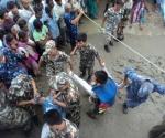 Tragedia en Nepal