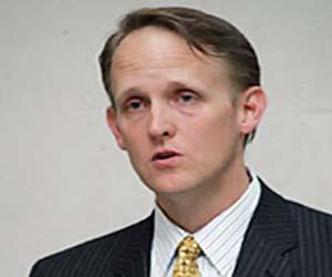 William Ostick, portavoz del Departamento de Estado