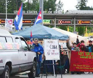 Bloquean ayuda humanitaria para Cuba en EEUU