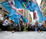 Pensionados, contra las políticas de Monti