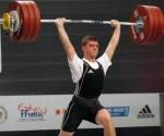 El pesista albanés Hysen Pulaku, de 20 años, dio positivo el 23 de julio al estanozolol, precisa el organismo. Es el primer atleta sancionado por la comisión disciplinaria del COI en Londres-2012