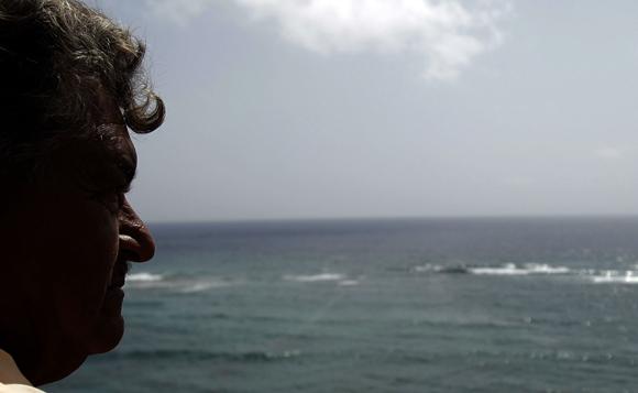 Eusebio Lazaro Matos, el hombre que primero ve el Sol en Cuba. Foto: Ismael Francisco/Cubadebate.