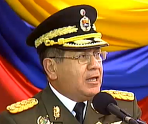 El general Henry Rangel.