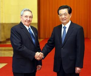 Presidente chino envía mensaje solidario a Cuba