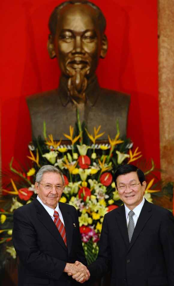 Foto: AFP PHOTO / HOANG DINH Nam