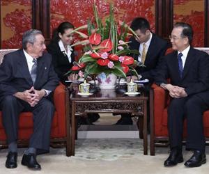 Presidente cubano se declara satisfecho con encuentros sostenidos en China