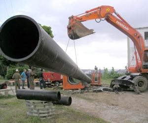 Impulsa Cuba proyectos de rehabilitación de redes hidráulicas