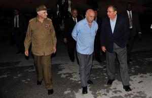 Regresó a Cuba presidente Raúl Castro