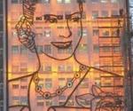 Relieve escultórico de Eva Perón