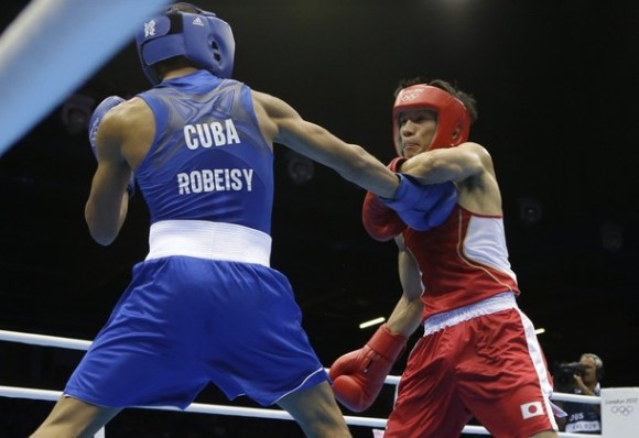 Boxeadores cubanos participarán en torneo premundial