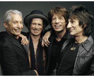 """La emblemática banda británica """"The Rolling Stones"""""""