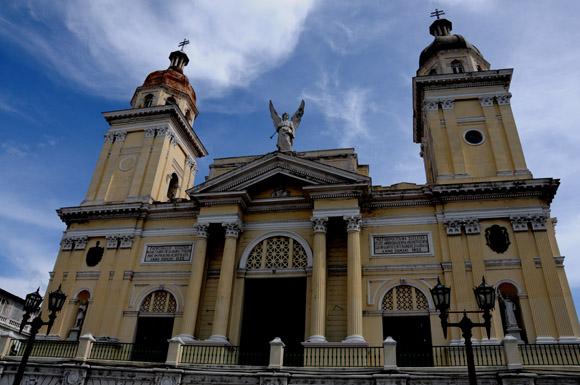 Catedral de Santiago de Cuba. Foto: Ladyrene Peréz/Cubadebate