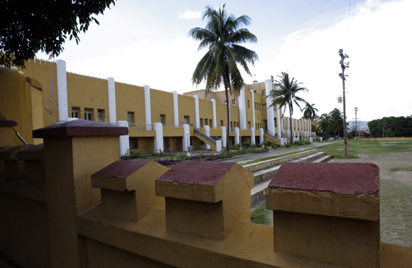 Cuartel Moncada. Foto: Ismael Francisco/Cubadebate