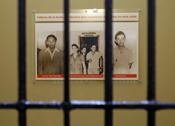 Celda del Cuartel Moncada. Foto: Ismael Francisco/Cubadebate