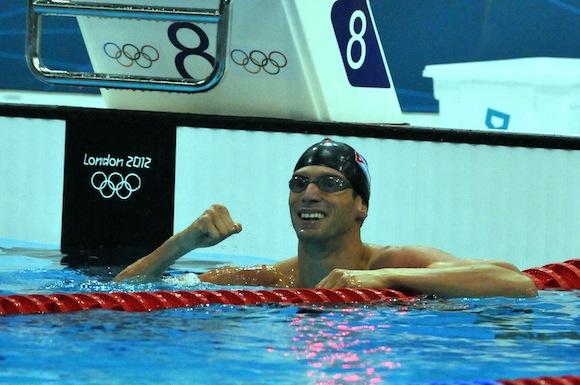 Hanser García acapara atención de Cuba en jornada olímpica