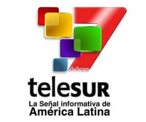 Celebra TeleSur su VII aniversario