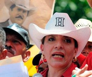 Líderes del partido de Zelaya tildan de fraude resultados electorales