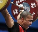 Yoelmis, la gran apuesta de las pesas cubanas. Foto: Reuters.