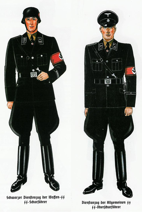 uniformes ss