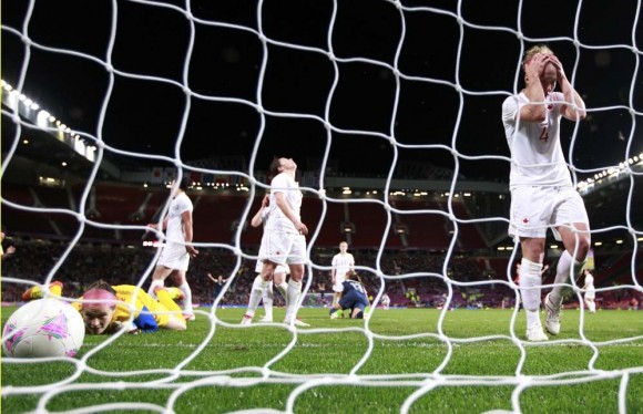 Futbol femenino. Canda contra EEUU. Foto: Reuters