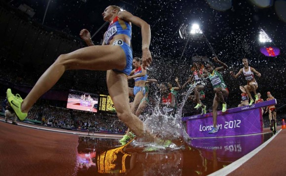 La rusa Yuliya Zaripova. Foto: Reuters
