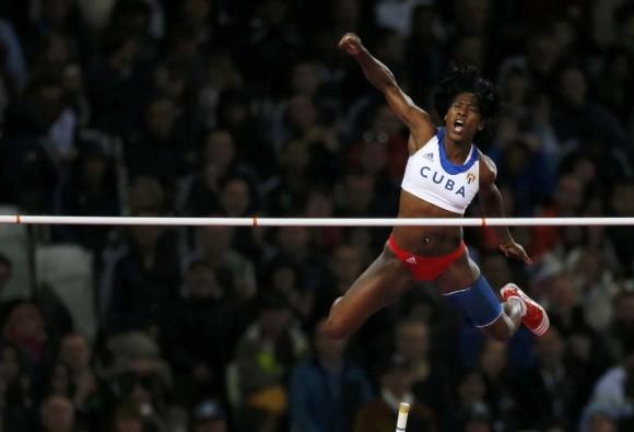 Yarisley Silva. Foto: Reuters