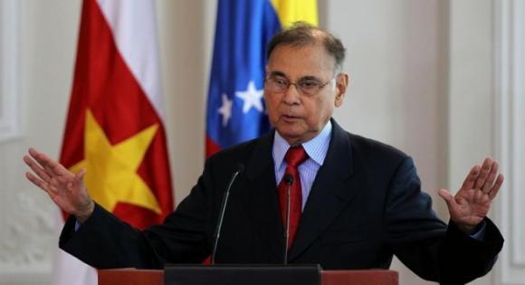 Alí Rodríguez Araque, Secretario General de Unasur